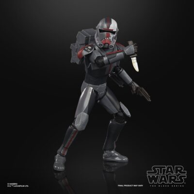 Bad Batch Clone Hunter Action Figure