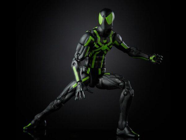 Marvel Legends Big Time Spider Man Action Figure 2