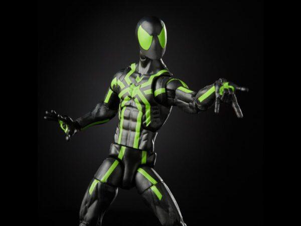 Marvel Legends Big Time Spider Man Action Figure 4