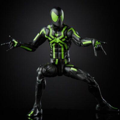 Big Time Spider-Man Action Figure