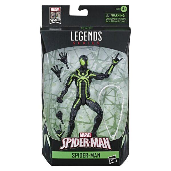 Marvel Legends Big Time Spider Man Action Figure 5
