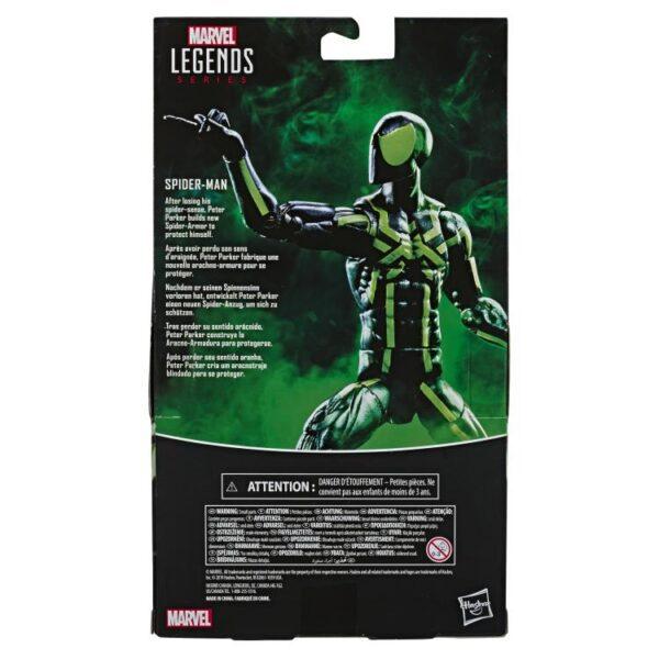 Marvel Legends Big Time Spider Man Action Figure 6