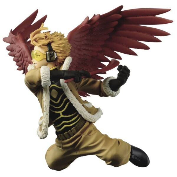 My Hero Academia The Amazing Heroes V12 Hawks Figure 1
