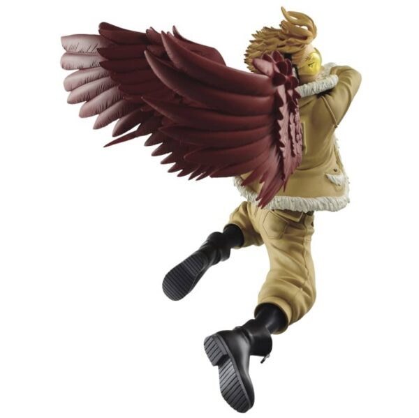 My Hero Academia The Amazing Heroes V12 Hawks Figure 2
