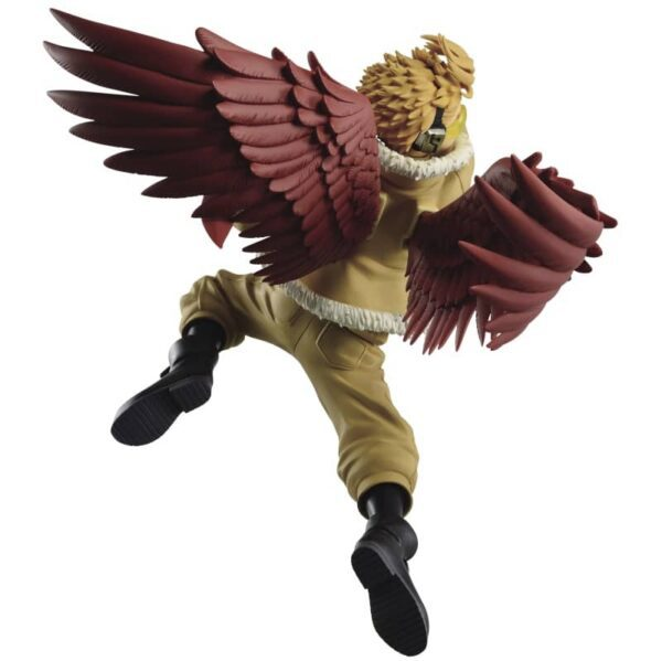 My Hero Academia The Amazing Heroes V12 Hawks Figure 3