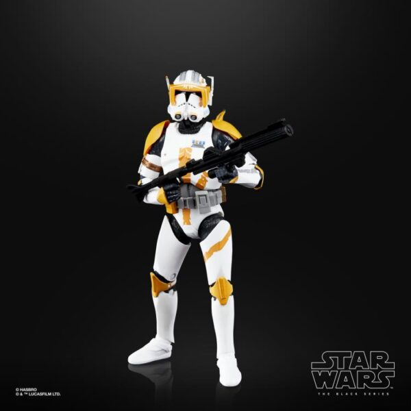 Star Wars The Black Series Archive Clone Commander Cody Action Figure 1