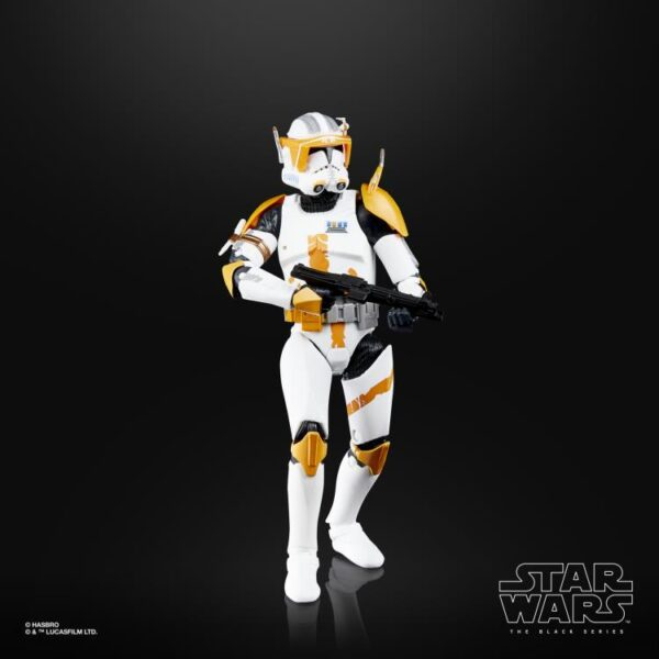 Star Wars The Black Series Archive Clone Commander Cody Action Figure 2