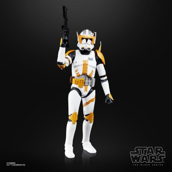 Star Wars The Black Series Archive Clone Commander Cody Action Figure 3