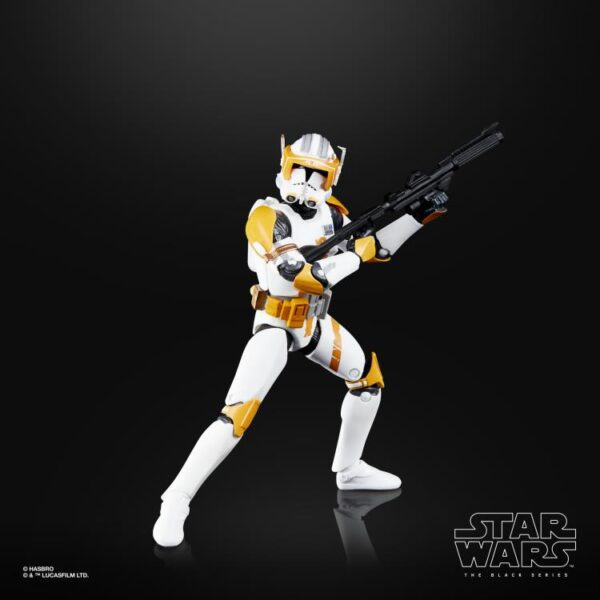 Star Wars The Black Series Archive Clone Commander Cody Action Figure 4