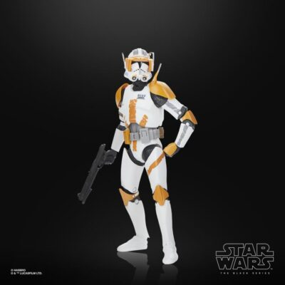 Commander Cody Action Figure