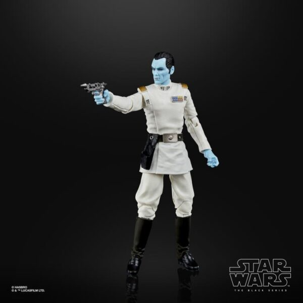 Star Wars The Black Series Archive Grand Admiral Thrawn Action Figure 1