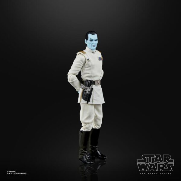 Star Wars The Black Series Archive Grand Admiral Thrawn Action Figure 2