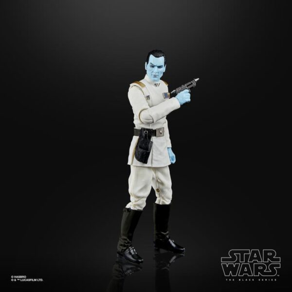 Star Wars The Black Series Archive Grand Admiral Thrawn Action Figure 3