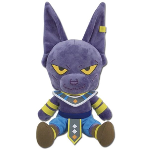 Beerus dragon ball super plush