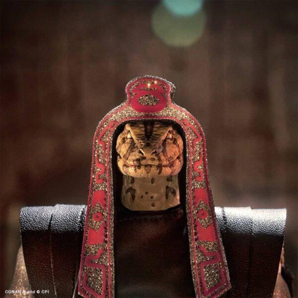 Snake priest Conan