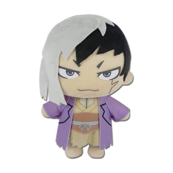 Dr. Stone Gen Asagiri Plush