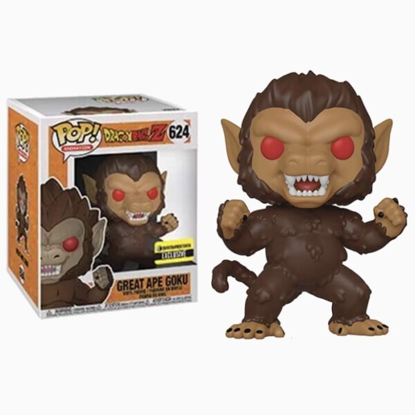 Dragon Ball Z Great Ape Goku 6 Inch Pop 2
