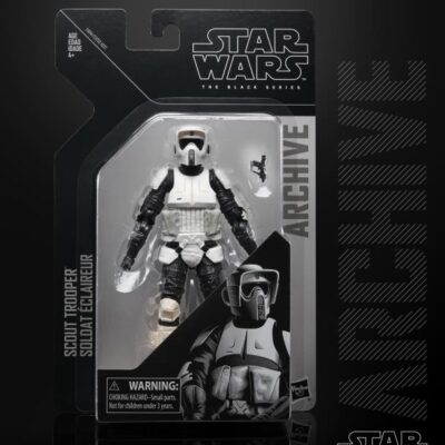 Star Wars The Black Series Scout Trooper