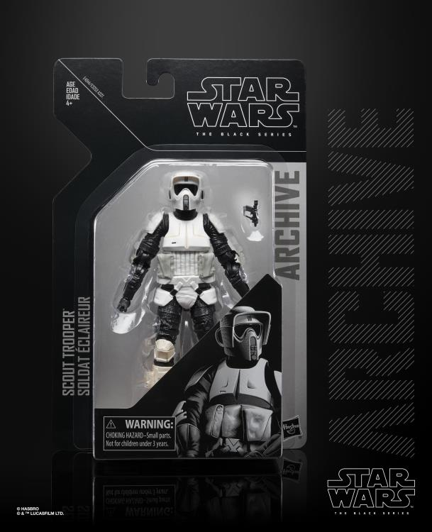 Star Wars The Black Series Scout Trooper