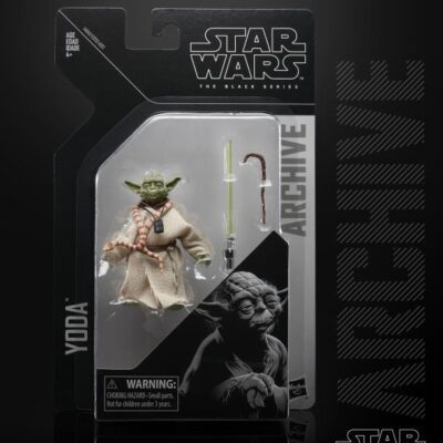 Star Wars The Black Series Yoda