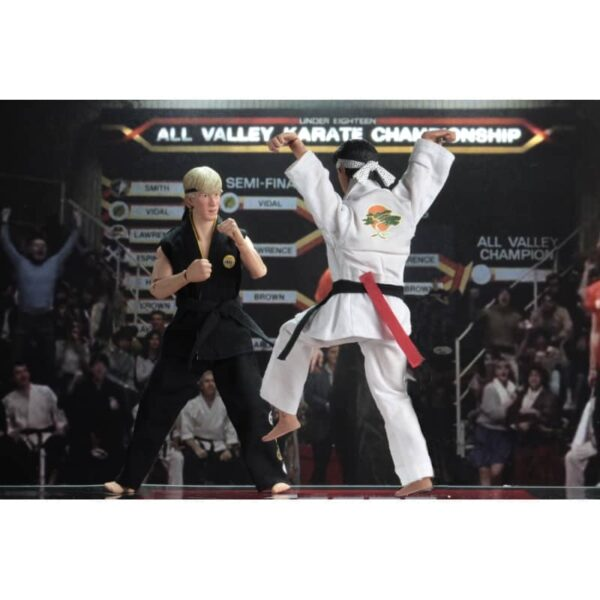 The Karate Kid tournament 2 pack