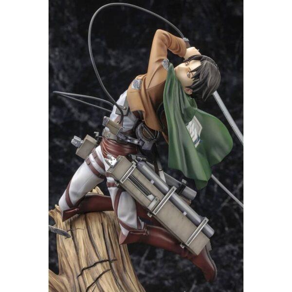 Attack On Titan Statue
