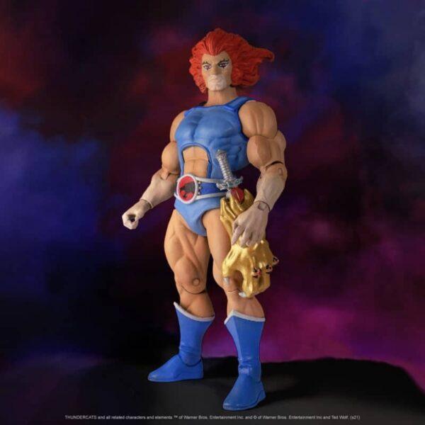 Lion-O Thundercats Ultimates Action Figure