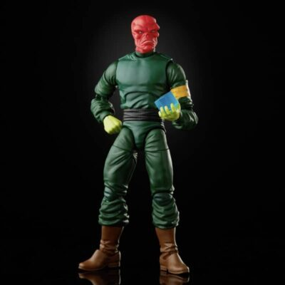 Red Skull marvel legends