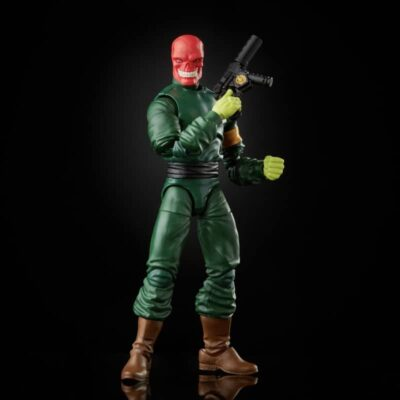 red skull action figure