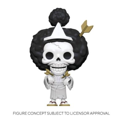 One Piece brook funko