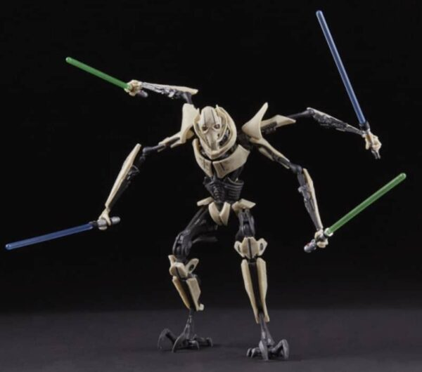 Star Wars The Black Series General Grievous Action Figure 2