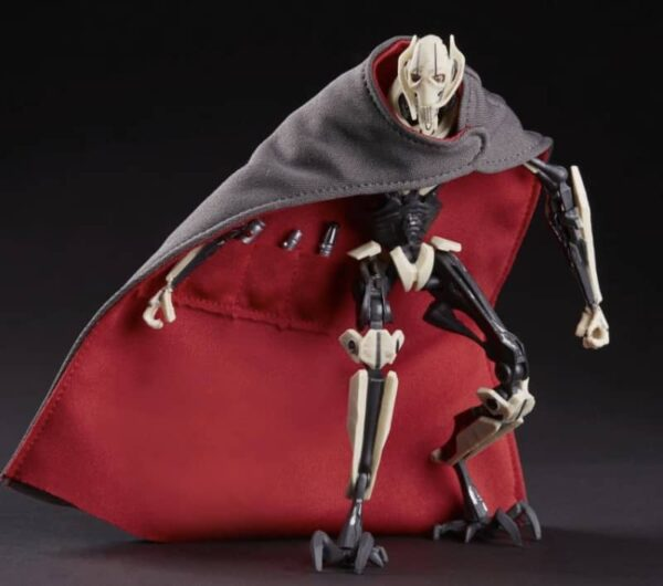 Star Wars The Black Series General Grievous Action Figure 3
