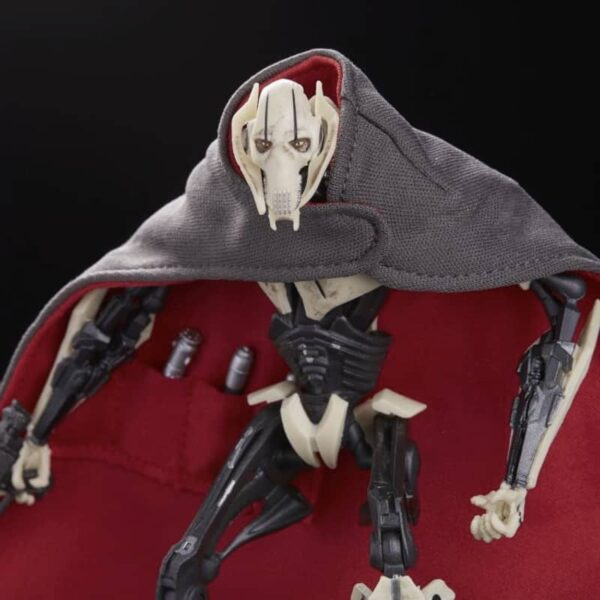 Star Wars The Black Series General Grievous Action Figure 5