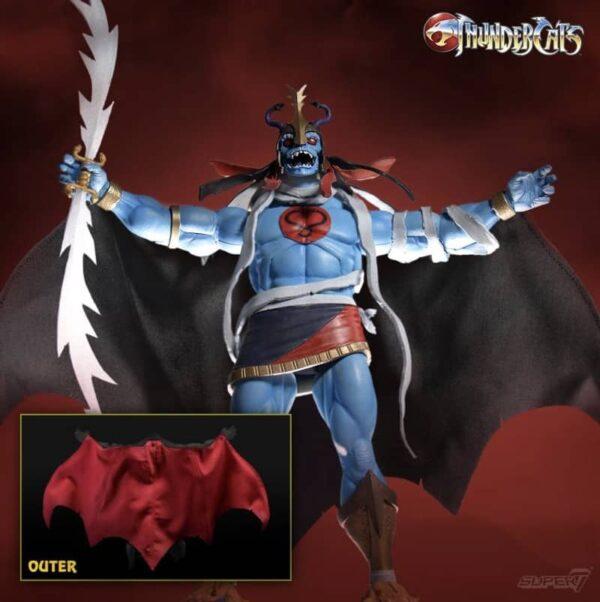 ThunderCats Ultimates Mumm Ra with Ma Mutt Action Figure Set 4