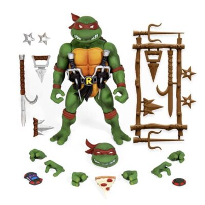 Tmnt Ultimates Raphael Action Figure