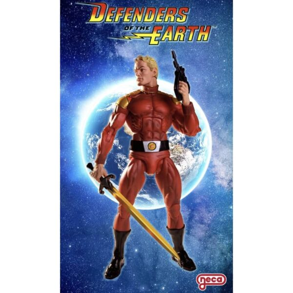 Defenders of the earth collectible
