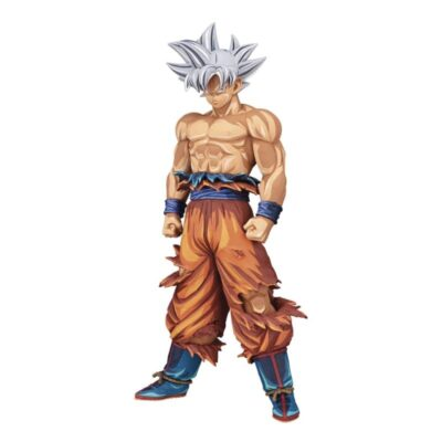 Ultra Instinct Goku Manga Dimensions