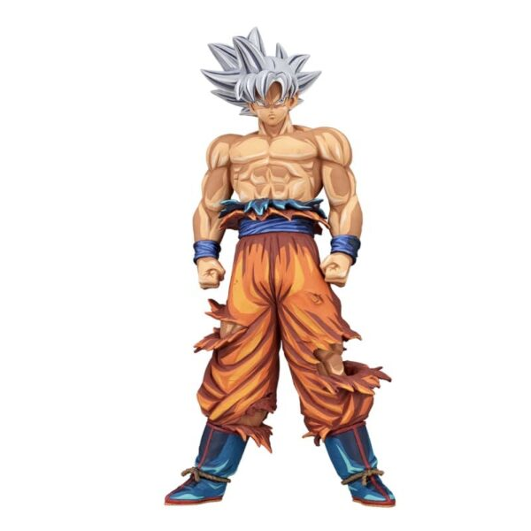 Goku banpresto statue