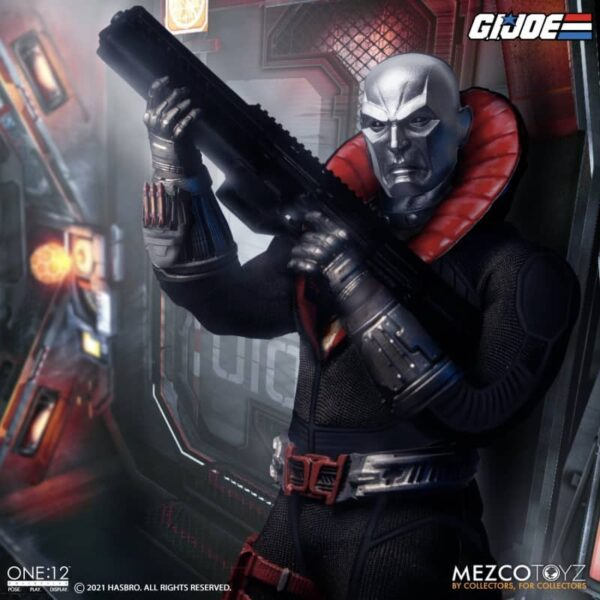 G.I. Joe Destro One 12 Collective Action Figure 10