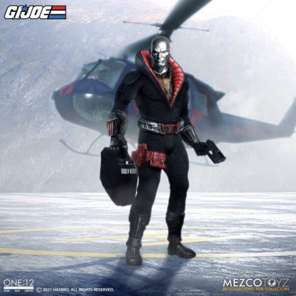 Mezco Action Figure Destro