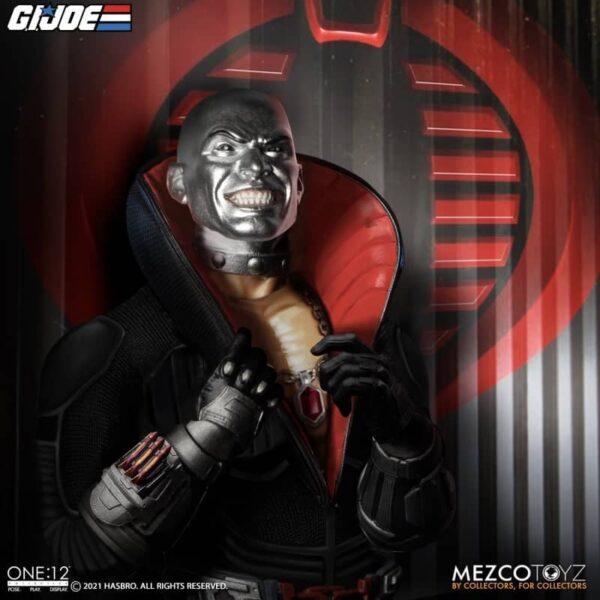 G.I. Joe Destro One 12 Collective Action Figure 12
