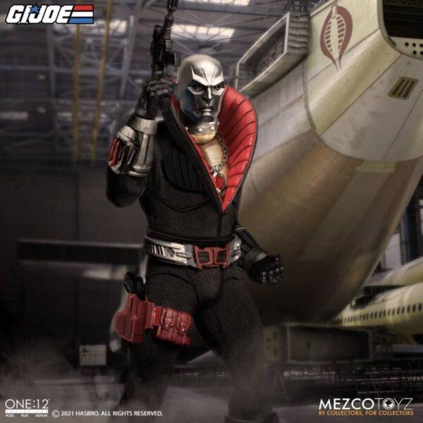 Destro Mezco Action Figure