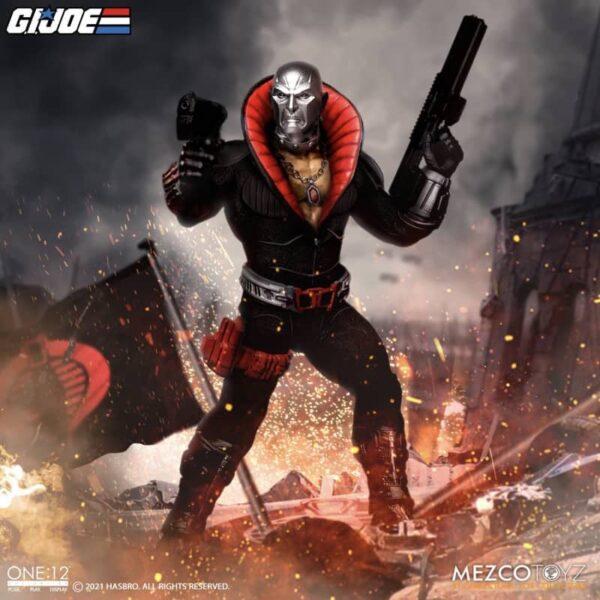 G.I. Joe Destro One 12 Collective Action Figure 4