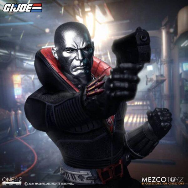 G.I. Joe Destro One 12 Collective Action Figure 6