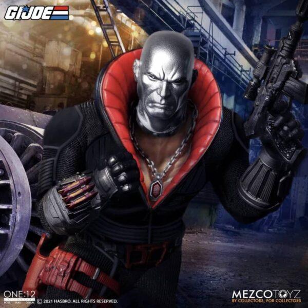 G.I. Joe Destro One 12 Collective Action Figure 9