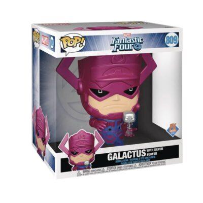 Galactus Metallic Jumbo Funko