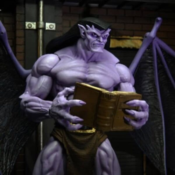 Gargoyles Ultimate Goliath Action Figure 1