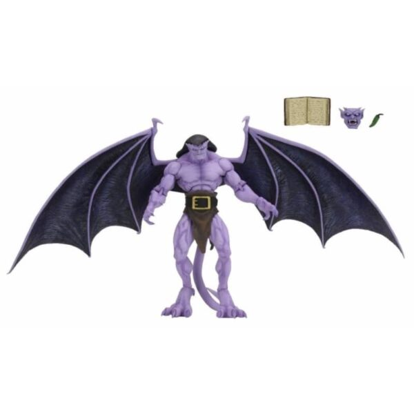 Gargoyles Ultimate Goliath Action Figure 12pg
