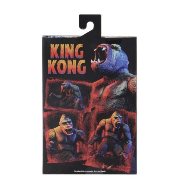 King Kong Illustrated Version Ultimate Action Figure 10