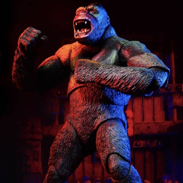 King Kong Illustrated Version Ultimate Action Figure 5